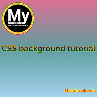 CSS background tutorial