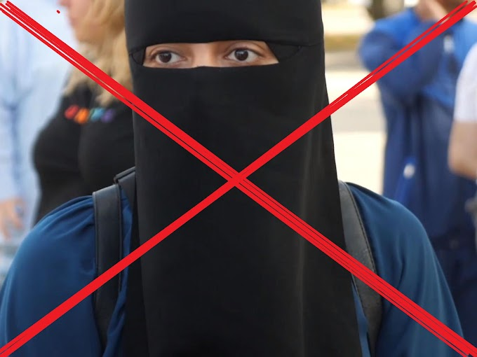 Burka ban in Denmark: The women facing fines for what they choose to wear #burqa #burka #burkaban #burqaban