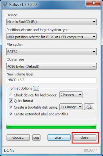 Setting Flashdisk Untuk Instal Ulang Windows