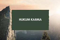 Hukum Karma Menurut Pandangan Islam