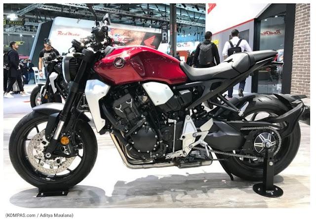 Honda CB1000R Terbaru