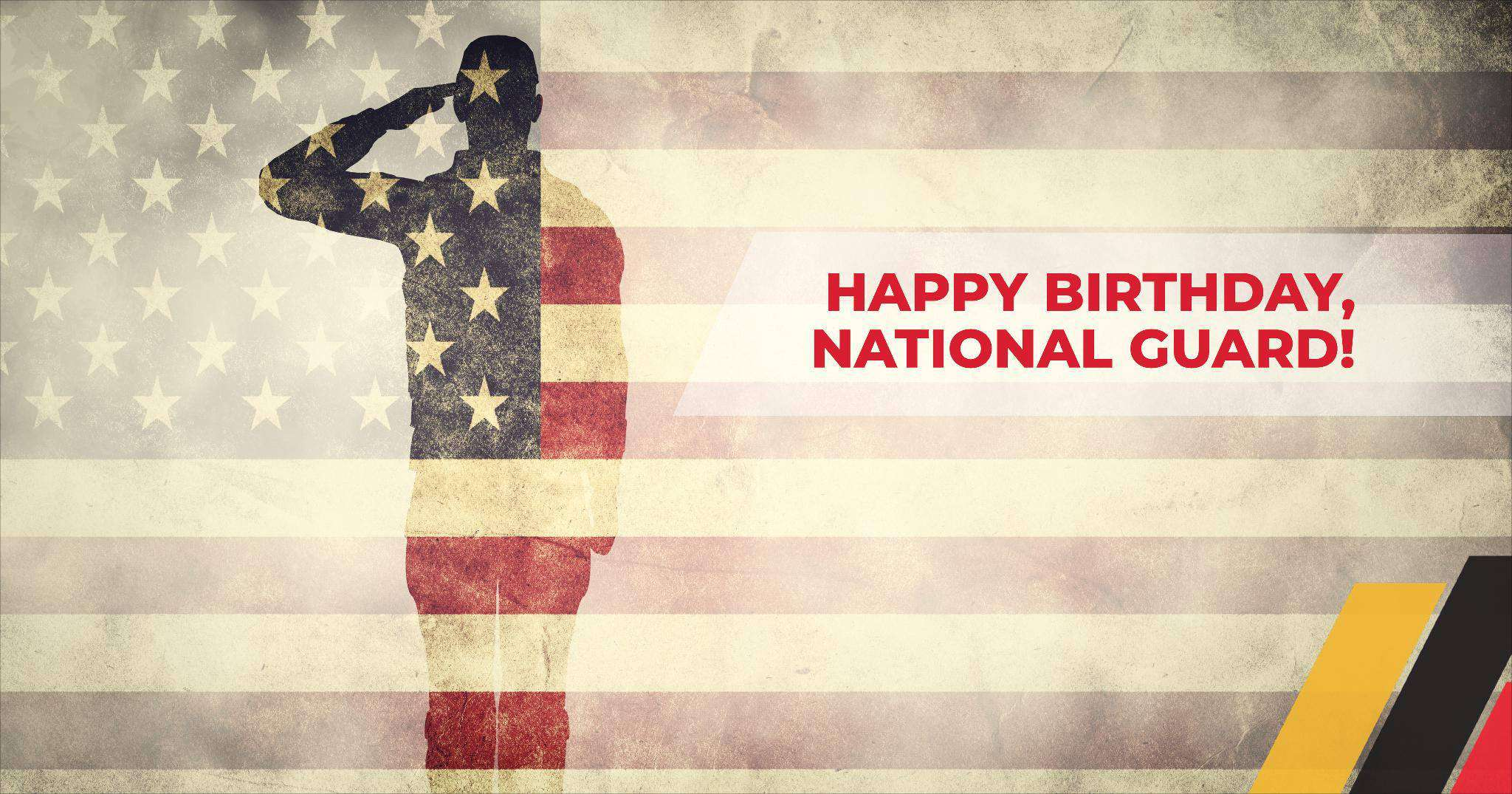 U.S. National Guard Birthday Wishes pics free download