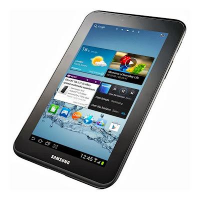 Samsung Galaxy Tab 2 7.0 Espresso 3G + Wi-Fi