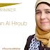 Hanan Al-Hroub Dinobat Global Teacher of The Year 2016