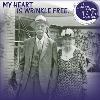 Love is wrinkle free