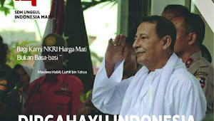 Habib Luthfi Dijadwalkan Beri Ijazah Masal (Termasuk Jalbur Rizki) di Semarang