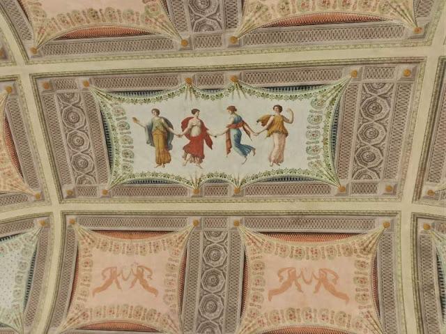 affreschi palazzo della penna perugia