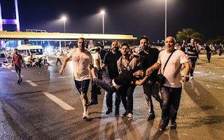 Tentativa de golpe de Estado na Turquia deixa pelo menos 265 mortos