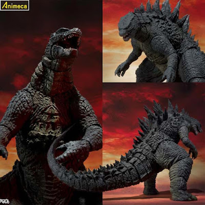 FIGURA GODZILLA 2014 S.H.MonsterArts