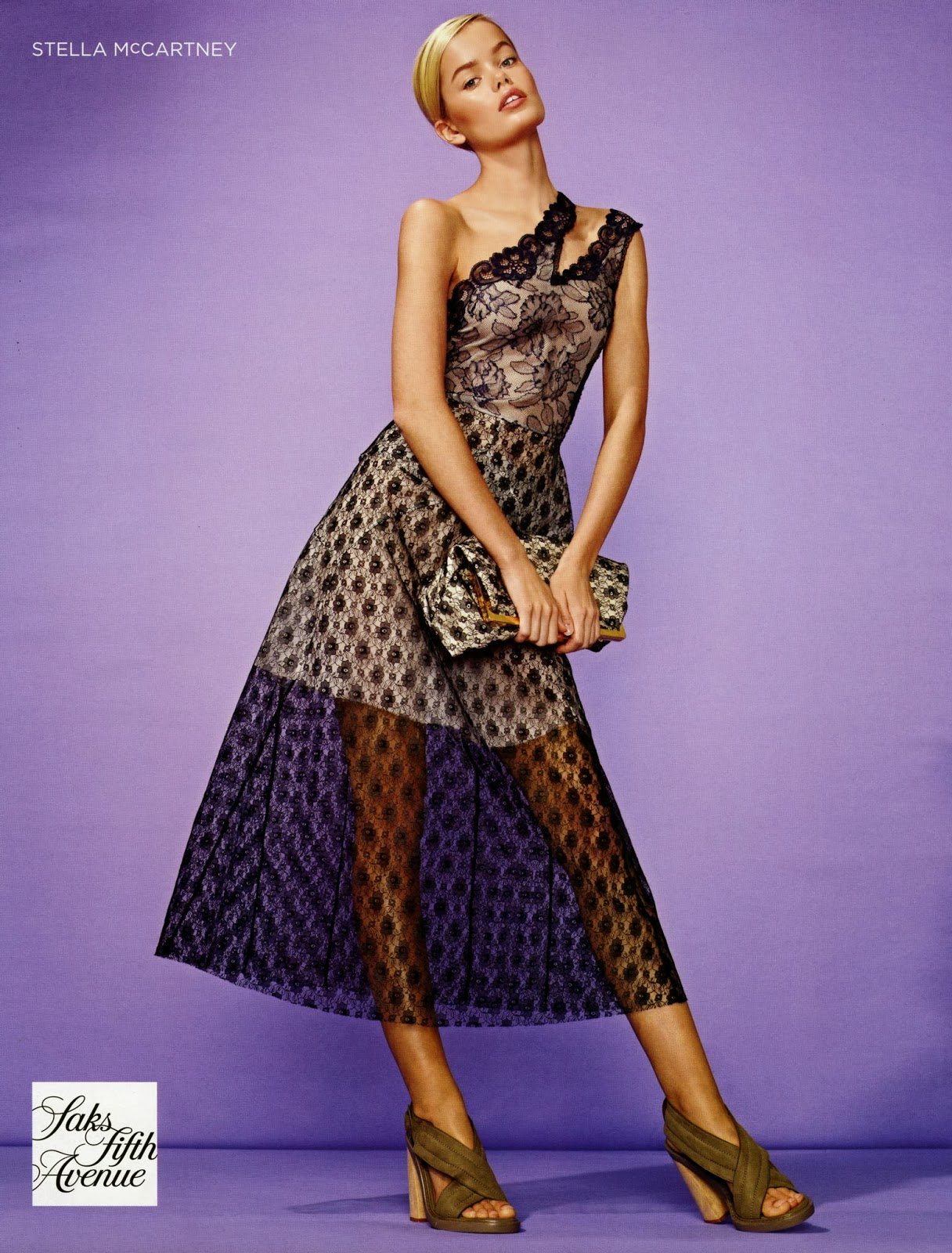 Saks Fifth Ave - Spring 2014