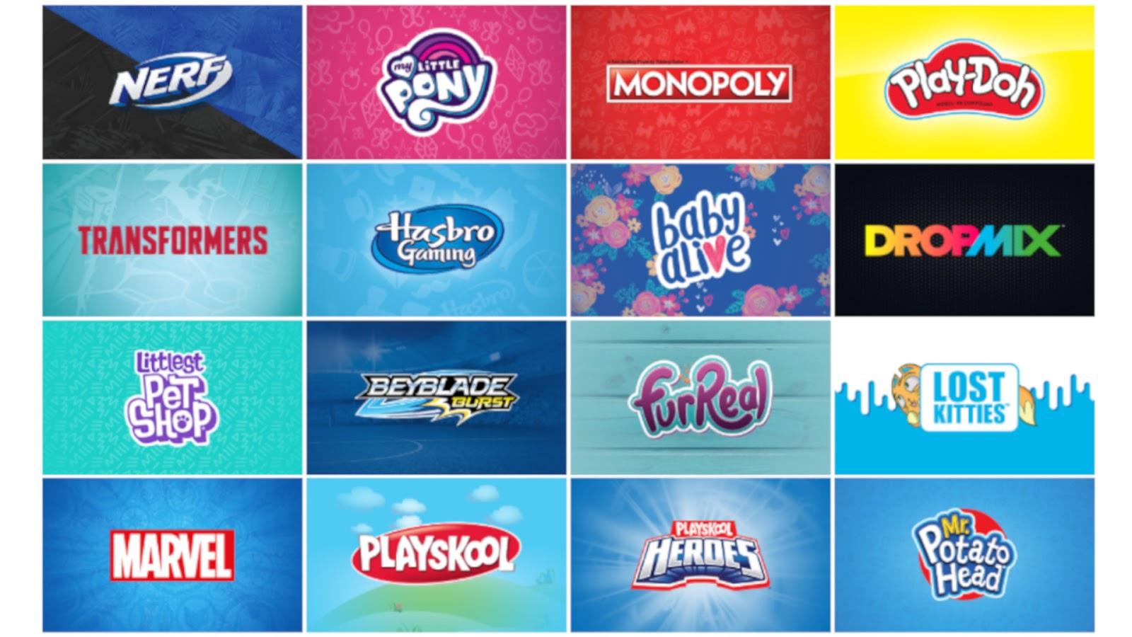 Board Games News Collider Entertainment One delve into the Hasbro Treasure Chest