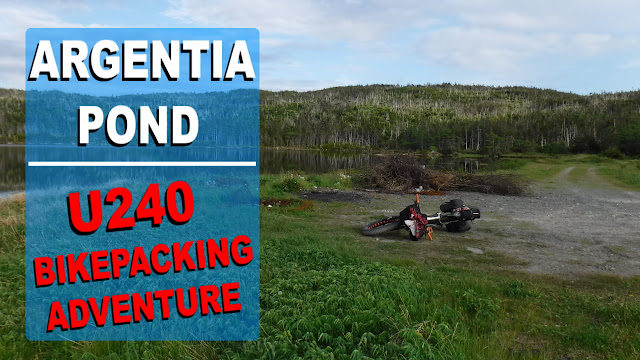 Fatbike Republic GAIA GPS Bikepacking Fat Bike Argentia Pond U24O