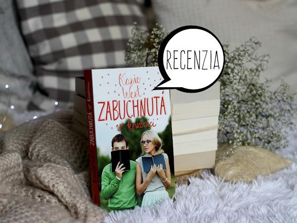 Nevyužitý sen každého knihomoľa ║ Zabuchnutá v knižnici - Kasie West ║ recenzia