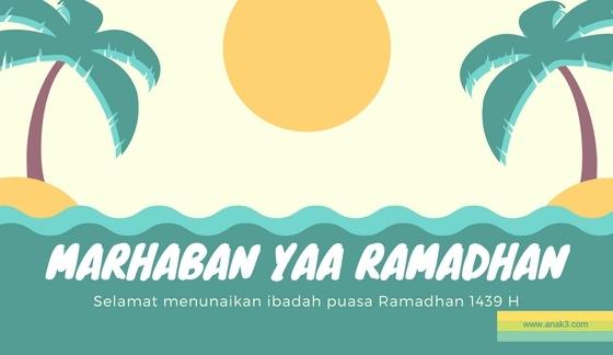 persiapan menyambut ramadhan bersama anak