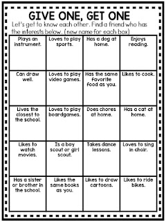 As the new year begins, it's so important to build a positive classroom climate. This post includes lesson suggestions for the beginning weeks. FREE ACTIVITY