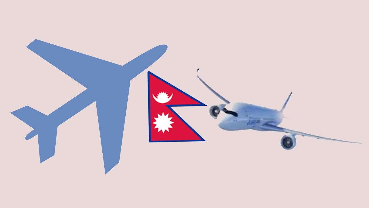 Domestic And International Flights To Resume Starting August 17 Bhadra 1 In Nepal