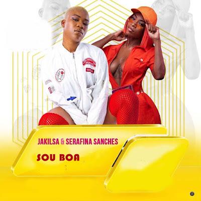 Jakilsa feat. Serafina Sanches - Sou Boa (Zouk) baixar nova musica descarregar agora mp3 2019