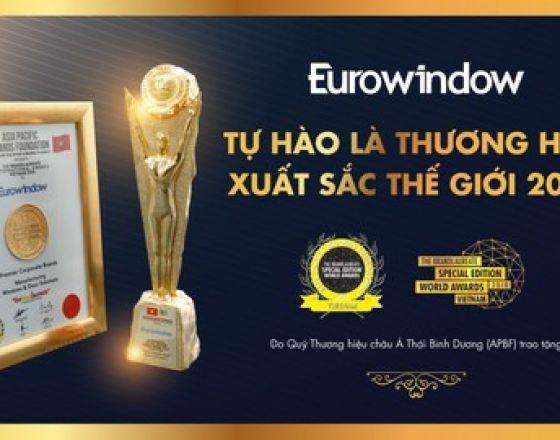 Thành Tích Đạt Được Của Eurowindow