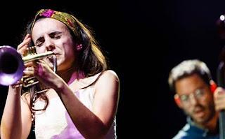 Andrea Motis y Zenet protagonizan una de las noches más esperadas en Jazz San Javier - España / stereojazz