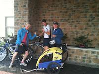 Three Muddy Moms: Biking the C&O Canal