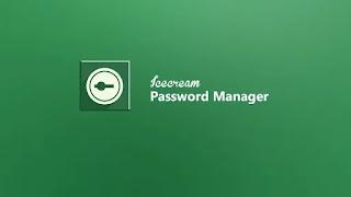 برنامج إدارة كلمات المرور Icecream Password Manager 2020 برنامج قوي ومجاني لحفظ وإدارة كلمات المرور، والمعلومات الحساسة