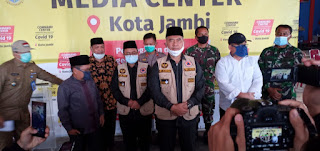 Walikota Jambi Akan Rapat Bersama MUI, FKUB Bahas Bulan Ramadhan
