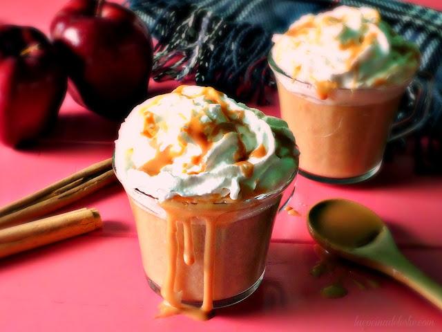 Caramel Apple Cider w/ Cajeta - lacocinadeleslie.com