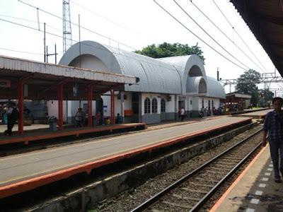 Alamat Stasiun Bojong Indah