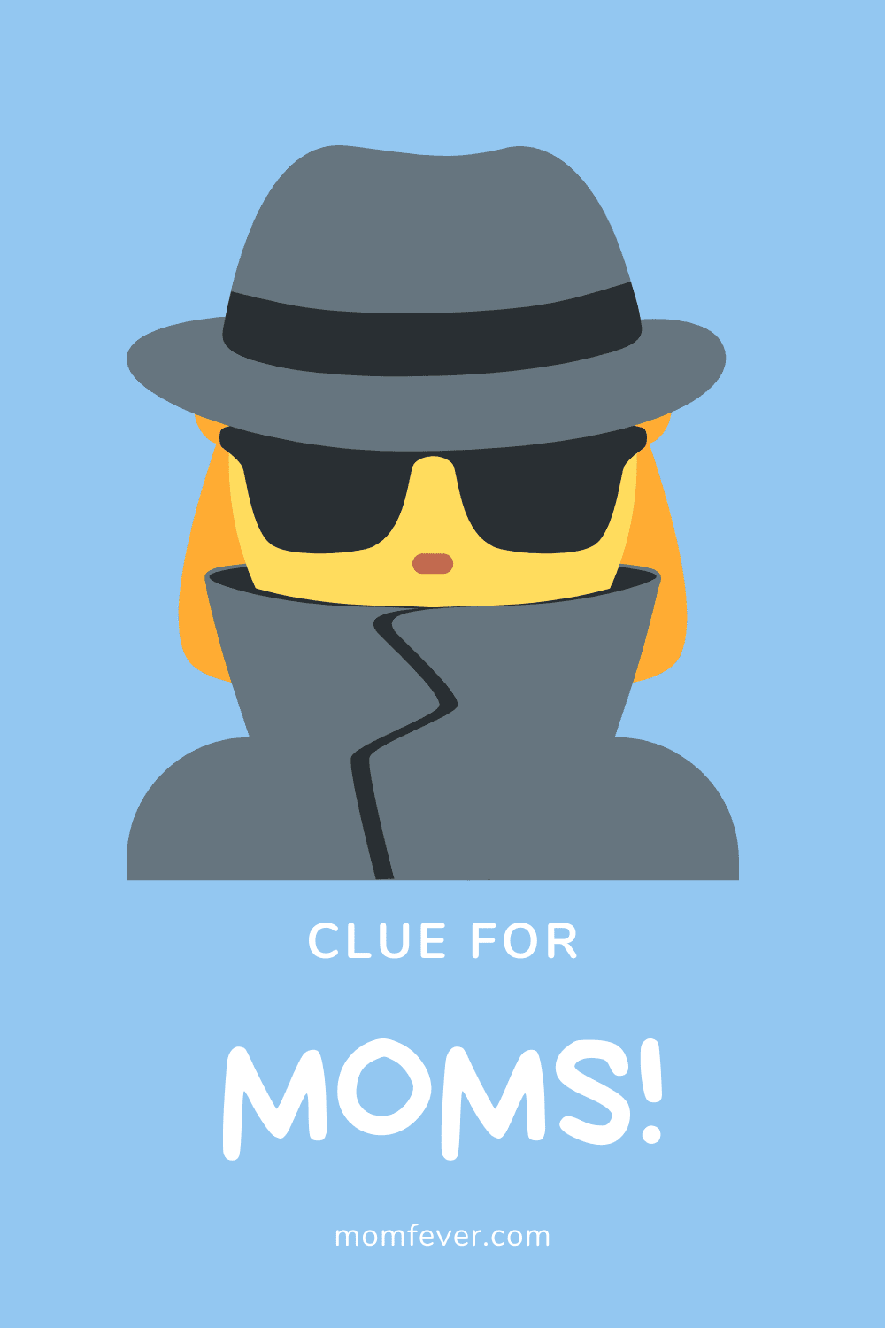 Clue for moms