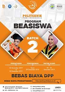Beasiswa Politeknik POS Indonesia