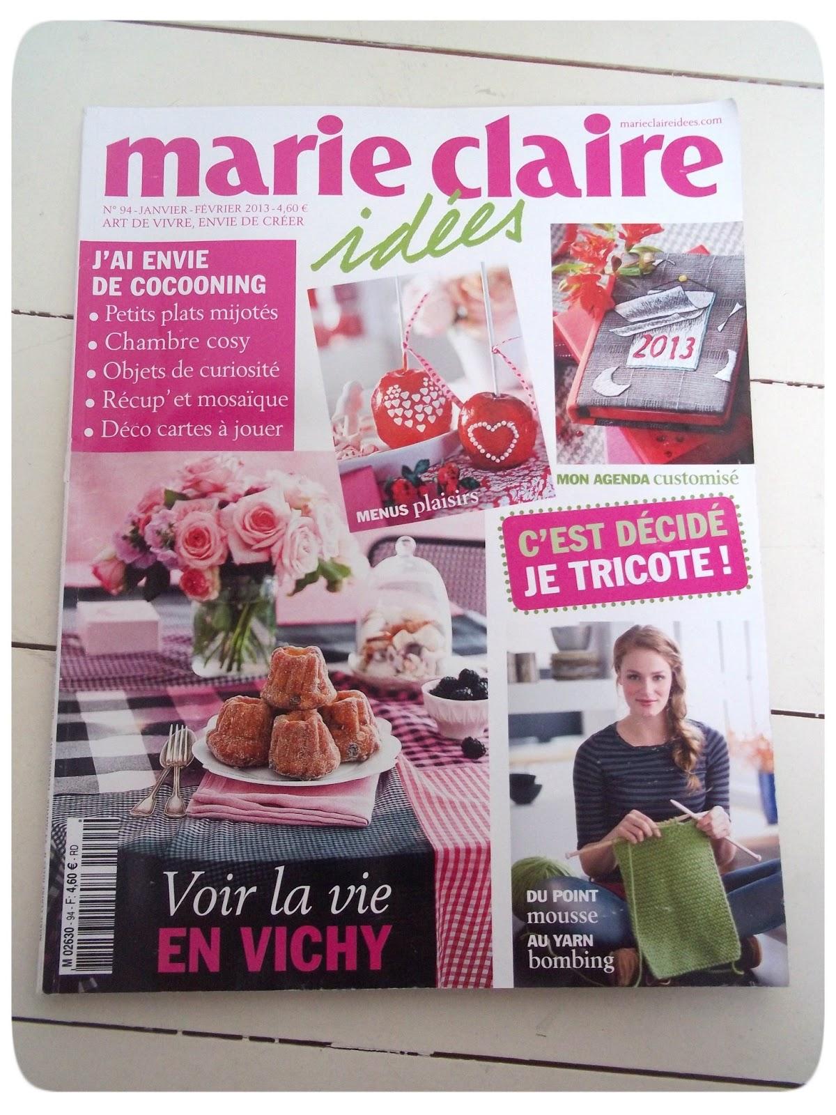 Idee Deco Chambre Claire jo sews: marie claire idées n° 94