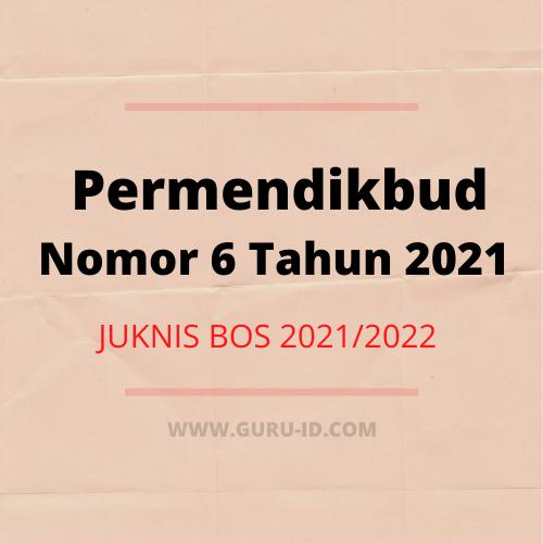 gambar permendikbud no 6 tahun 2021