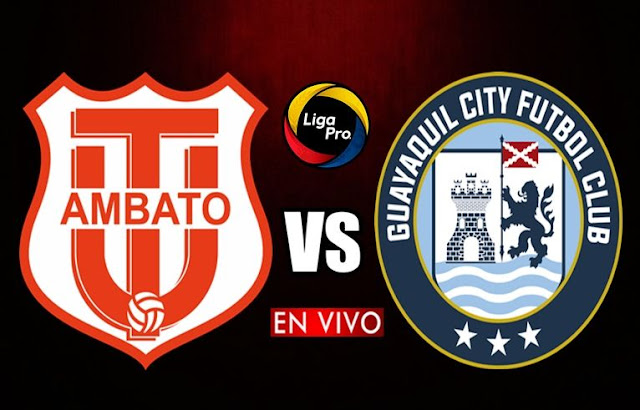 Técnico Universitario y Guayaquil City se enfrentan en vivo a partir de las 19h15 horario de nuestro país por la fecha 26 de la Serie A efectuándose en el estadio Bellavista, siendo el juez principal Augusto Aragón con emisión del canal oficial GolTV Ecuador.