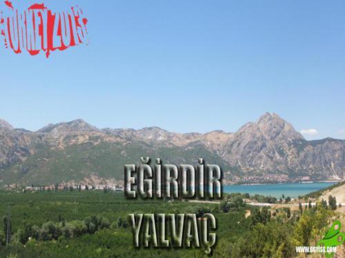 2013/07/24 Türkiye Turu 14. GÜN (Eğirdir-Yalvaç)