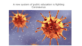 A new system of public education is fighting Coronavirus