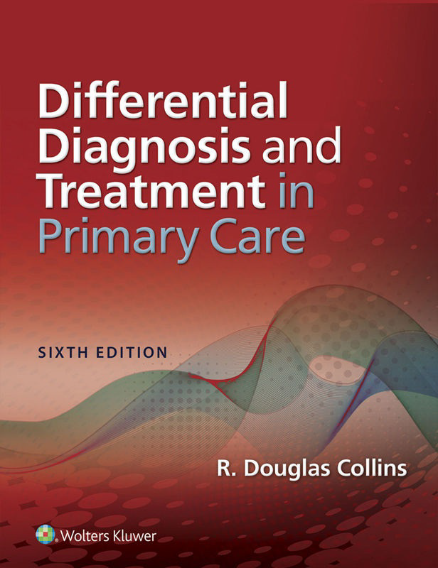 Differential Diagnosis and Treatment in Primary Care 6th ...