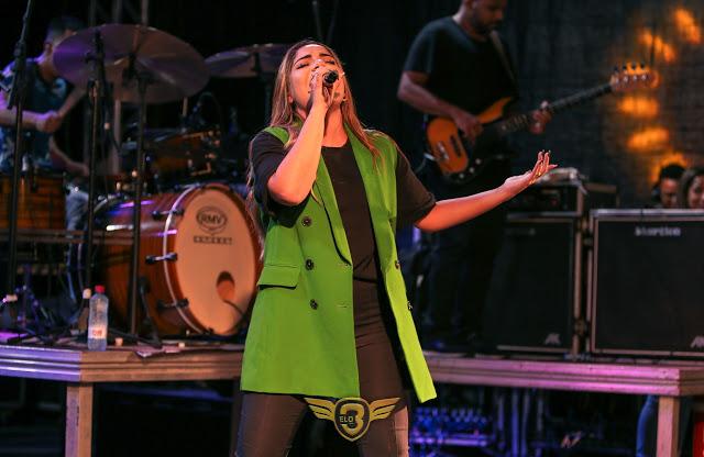Show gospel com cantora Gabriela Rocha marca uma noite de muito louvor no aniversário de Igarapé Grande