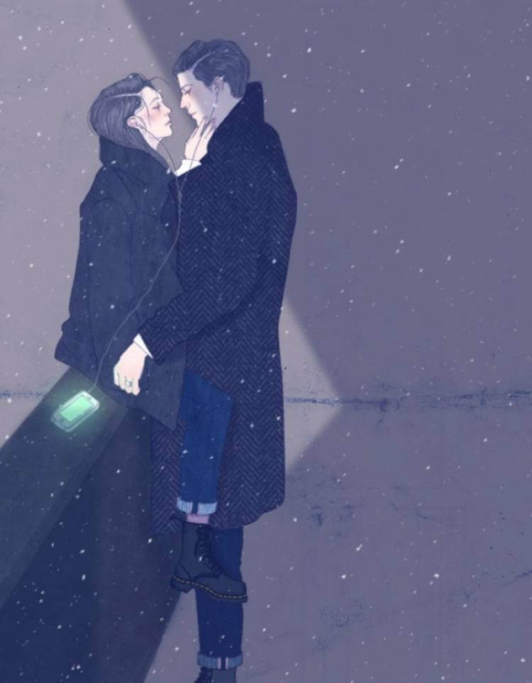 14 Heartwarming Illustrations That Prove The Magic Of True Love