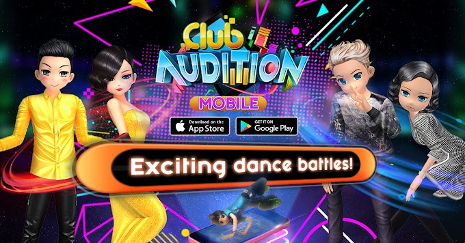 Audition Early Access Now Live, Time to Get Your Groove On!