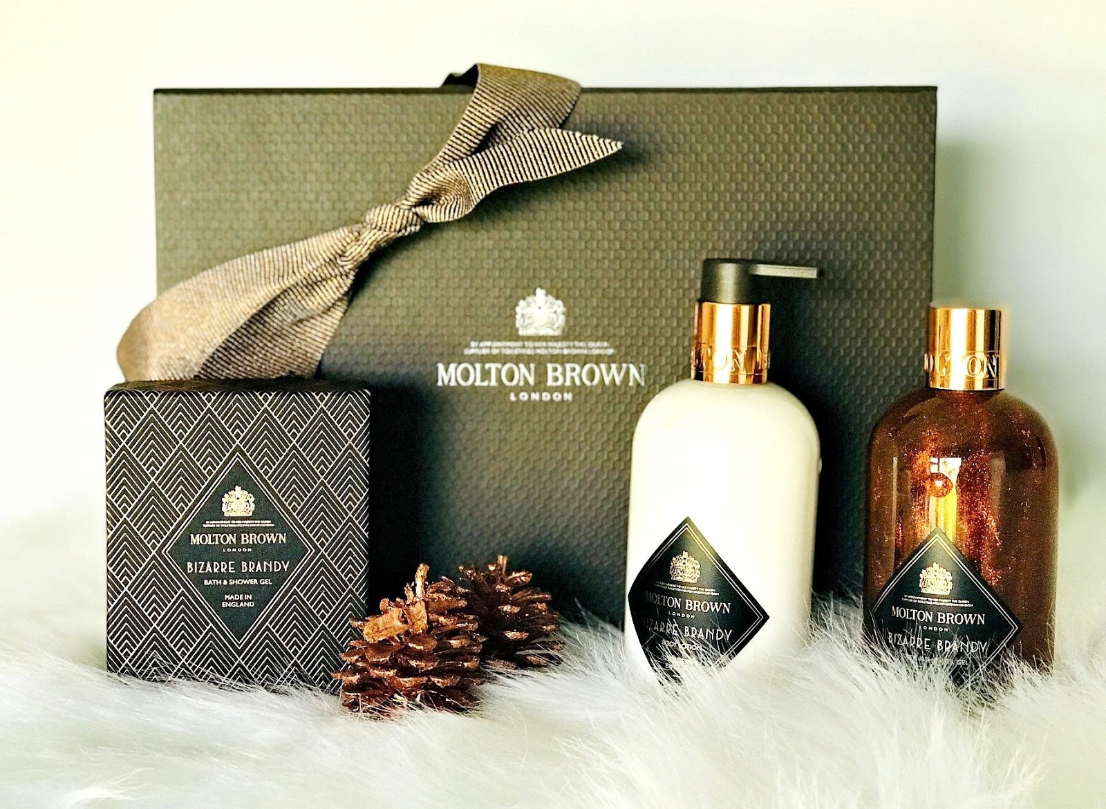 Molton Brown Bizarre Brandy Collection Review