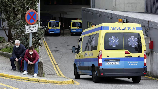 La incidencia acumulada sigue disparada en A Illa y preocupa en Barro