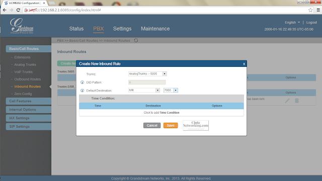 Cara Mudah Konfigurasi Fax To Mail Menggunakan IP PBX UCM6102 - Cintanetworking.com