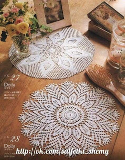 Lovely doilies