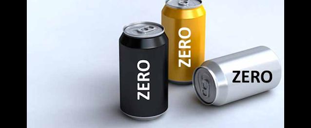 refrigerante zero faz mal