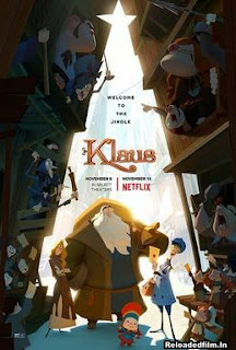 Klaus (2019) Full Movie Download Dual Audio Hindi Eng 480p 720p 1080p