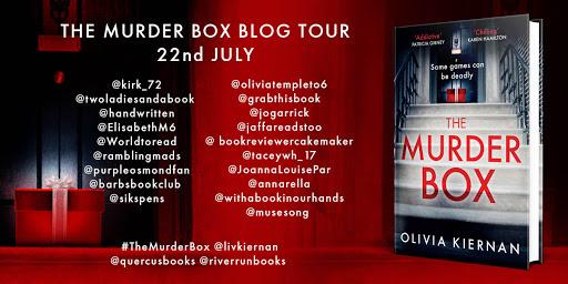 The Murder Box Blog Blast
