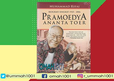 E-Book: Biografi Singkat Pramoedya Ananta Toer, Omah1001.net