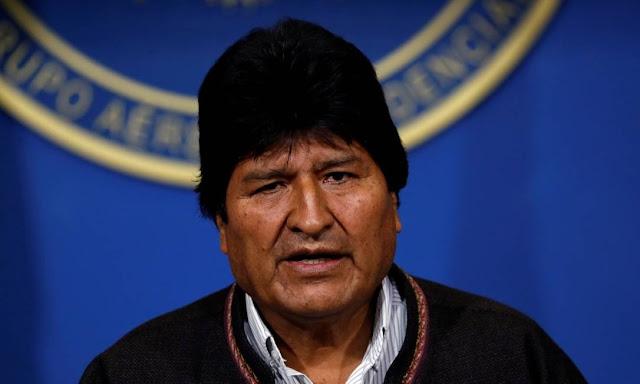 Evo Morales convoca novas eleições na Bolívia após auditoria da OEA