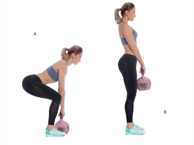 Butt Lifting Exercises for Women