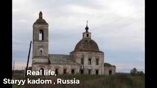 church of pubg mobile in real in russia